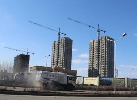 大同市五大城建重点项目签约开工建设