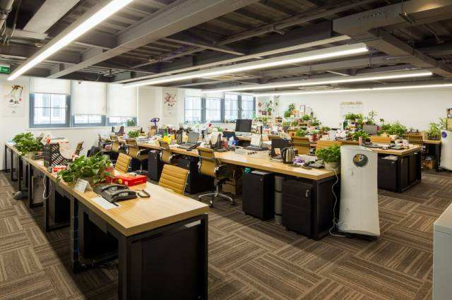 谷歌式办公室福利渐成硅谷主流