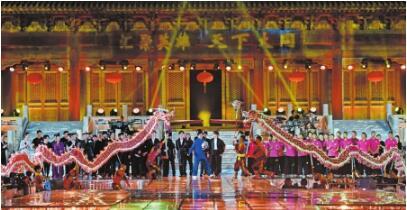 第四届成龙国际动作电影周在大同盛大启幕